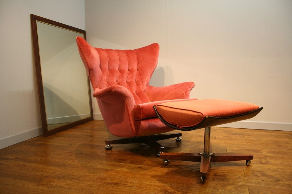 "G Plan "" Most Comfortable Chair in the World "" - Vintage Retro"