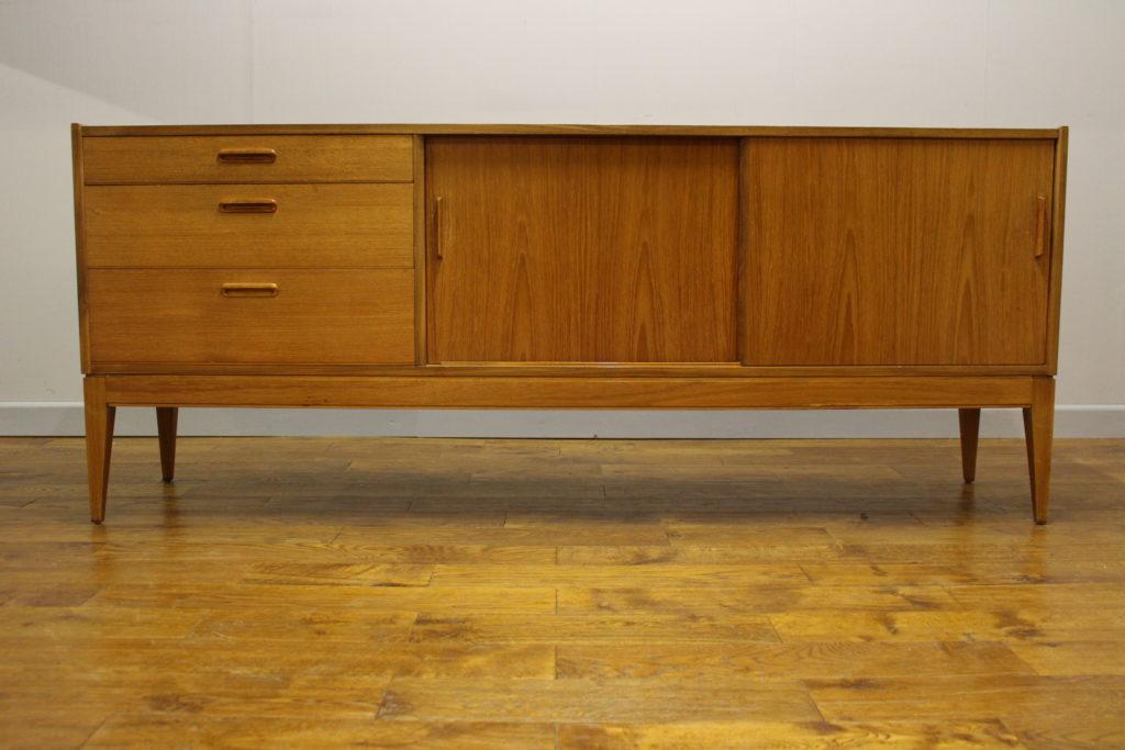 1960s british vintage teak sideboard vintage retro for Sideboard 2 50 m