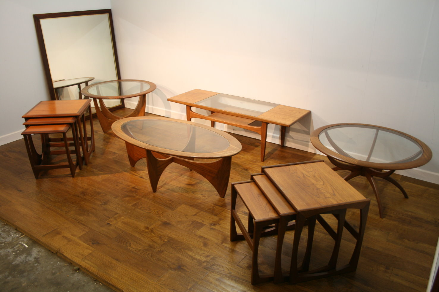 G Plan 1960s And 1970s Coffee Side Tables Vintage Retro
