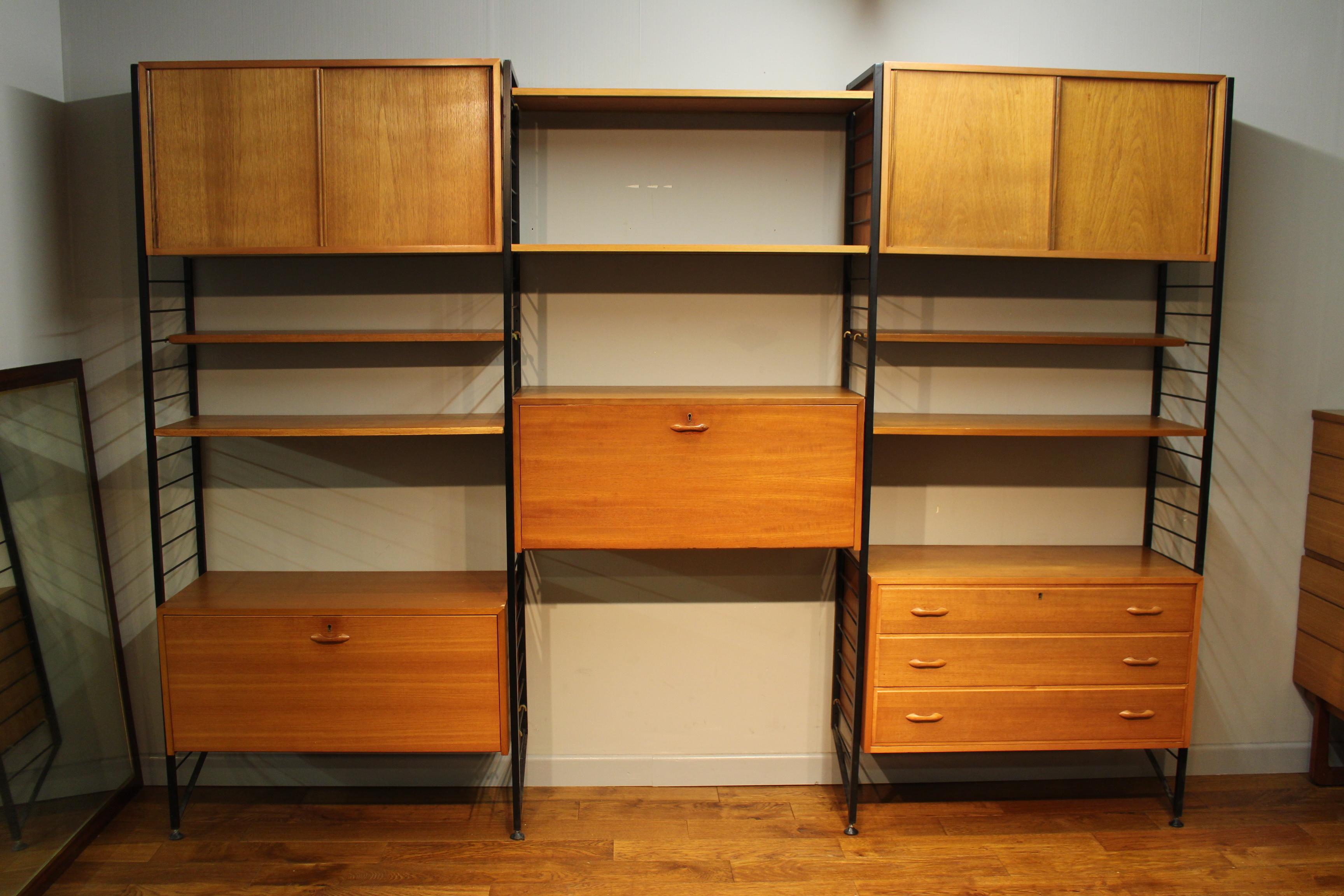 Retro Sideboard Bedroom