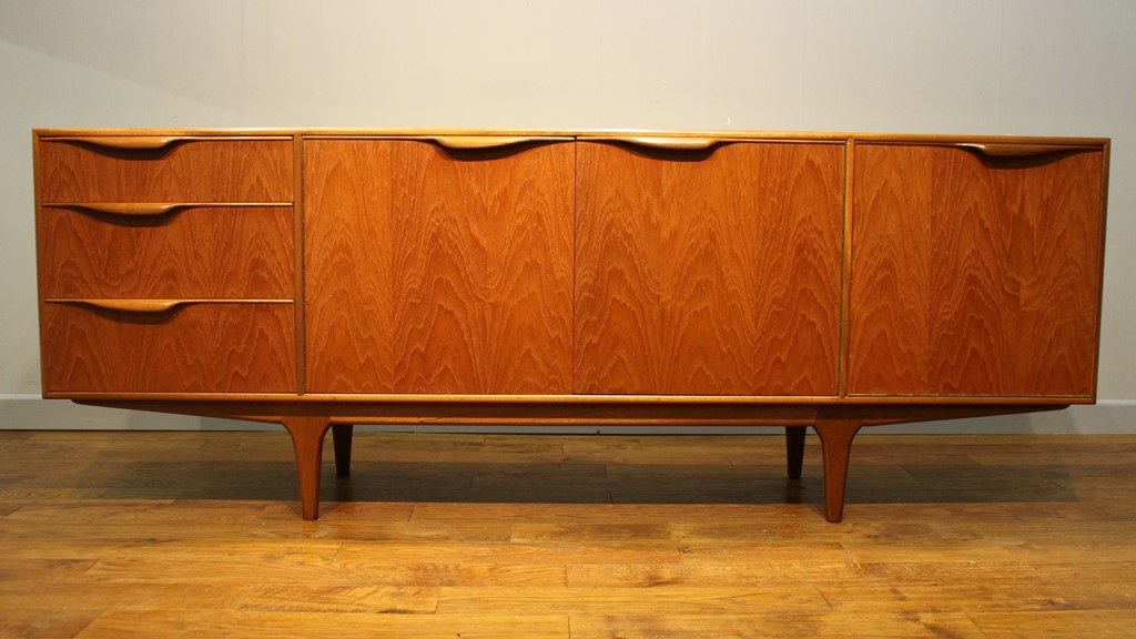 1960s Mcintosh Teak Dunvegan Sideboard Cleaned And Re