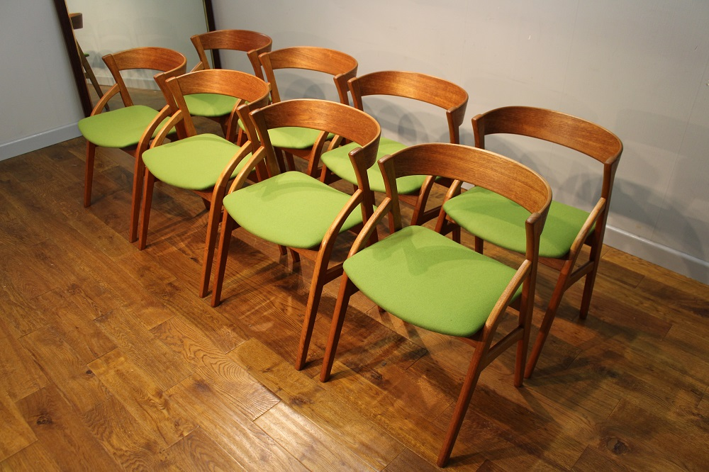 you are here home dining new in set of 8 dyrlund dining chairs